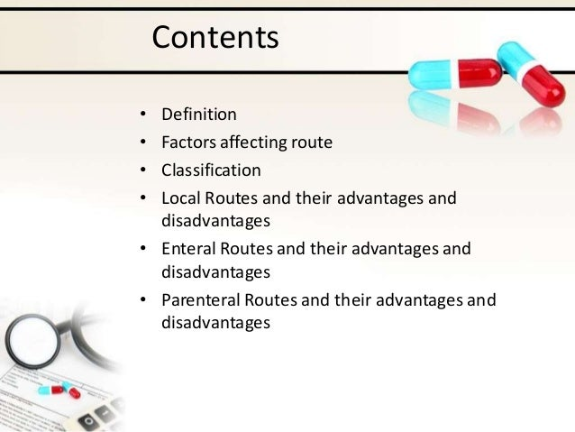 Contents • Definition • Factors affecting route • Classification • Local Routes and their advantages and disadvantages • E...