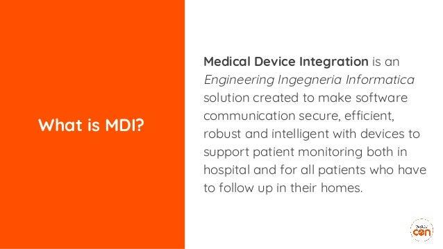WSO2Con EU 2018] Medical Device Integration: The Future is Here