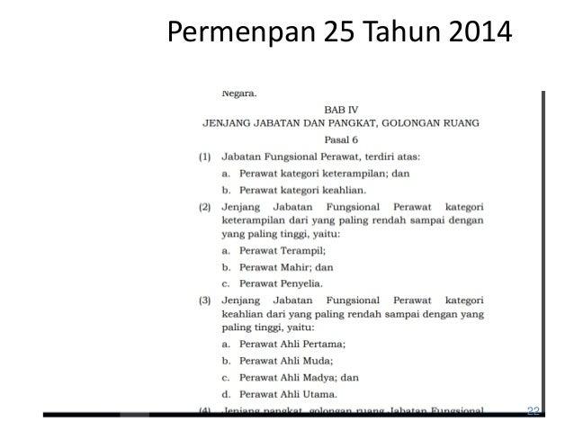 Permenpan 25 Tahun 2014 22