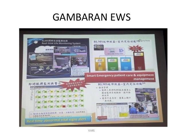 GAMBARAN EWS KARS