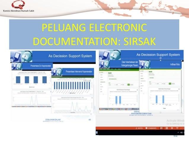 PELUANG ELECTRONIC DOCUMENTATION: SIRSAK 82