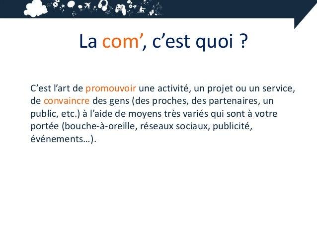 5 1 Les Leviers De Communication