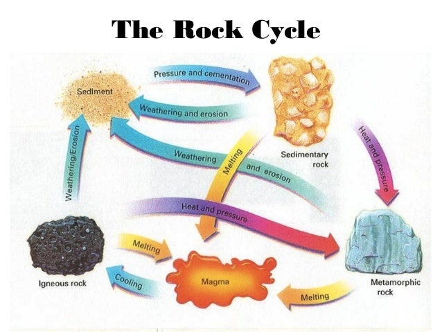 5 1 The Rock Cycle