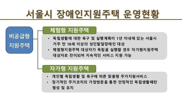 [제4회 지원주택 컨퍼런스] 세션2_최선영_품위 있고 인간다운 삶을 위한 주거서비스의 변화! Slide 3