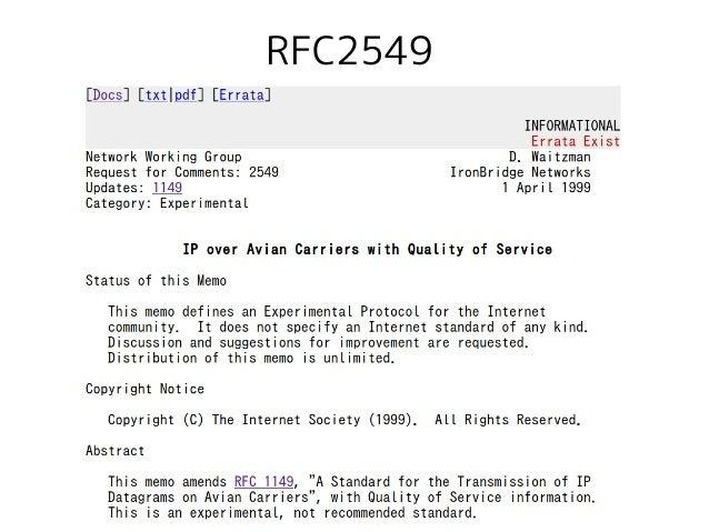 RFC2549