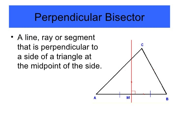 5.2 homework bisectors of triangles