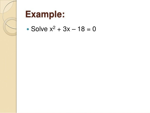 52-solving-quadratic-equations-by-factoring-15-638 Quadratic Standard Form Examples on function examples, equation worksheet, equation sheet, function into,