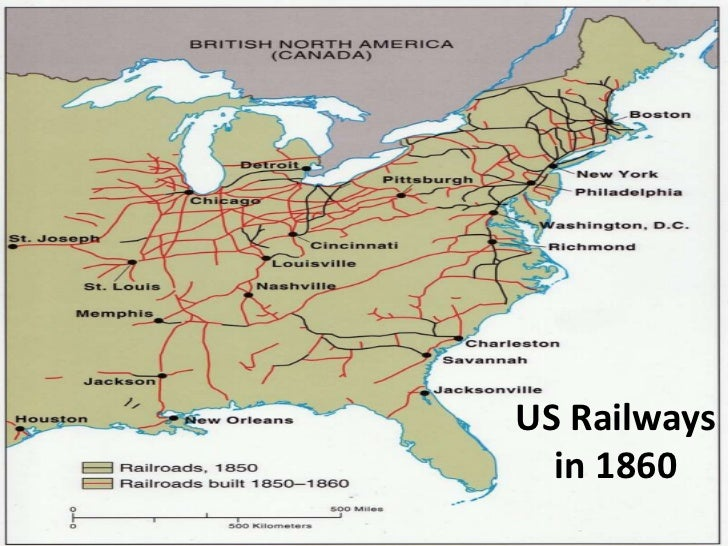 railroad development in america essay The black slaves of colonial america brought their own culture from africa to the new land despite their persecution, the slave culture has contributed greatly to the development of.