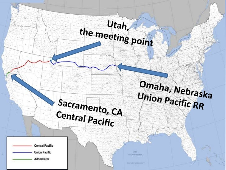 5.2 the development of the american railroads