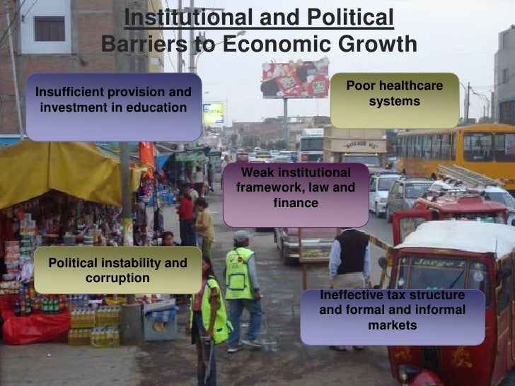 barriers to development geography