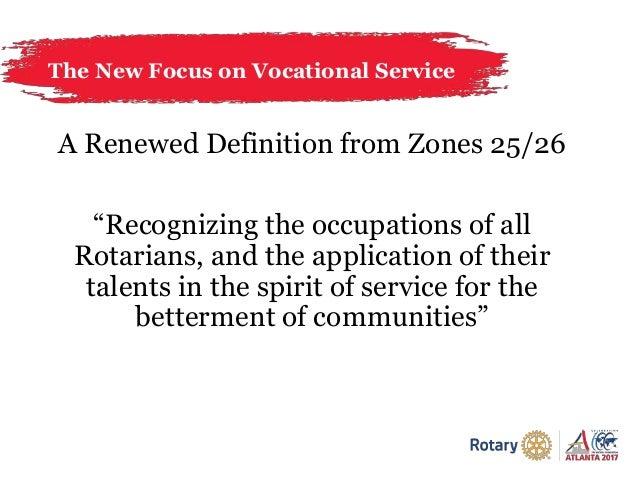 ... 6. A Renewed Definition ...
