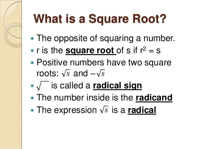 how to find the square root of 53