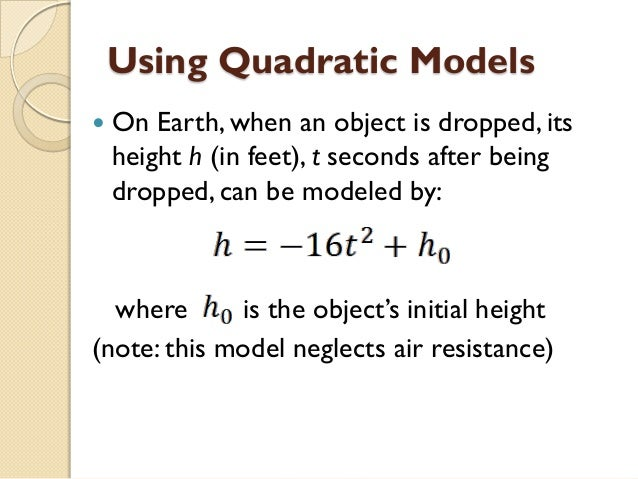 quadratics essay 3 Graphing quadratic functions  the term quadratic comes from the word quadrate meaning square or rectangular  this means that the shift is 3 units to the left.