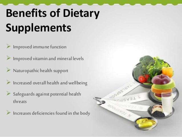 Naturopathic Medicine Explores Dietary Supplements