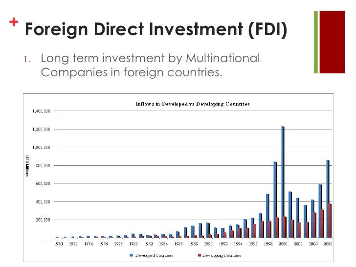 foreign development investment in france The threshold for a foreign direct investment that establishes a controlling interest, per guidelines established by the organisation of economic co-operation and development , is a minimum 10%.