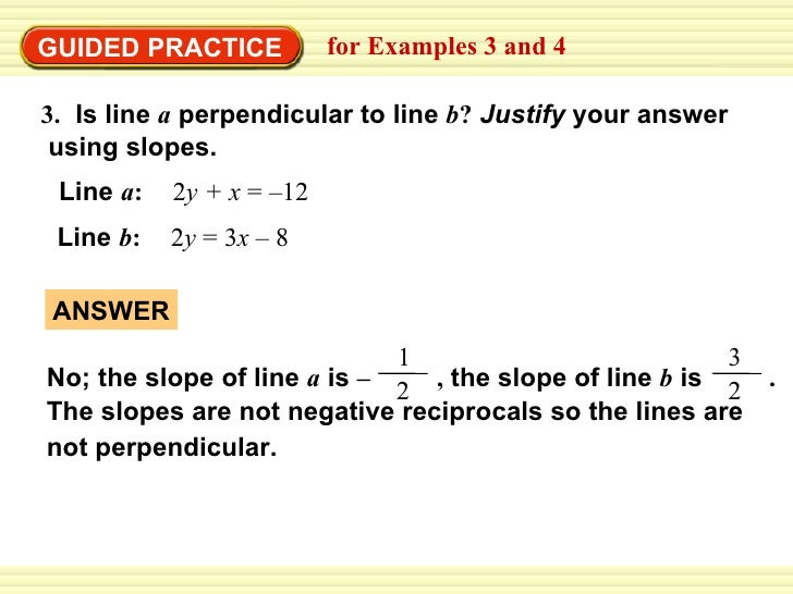 55 Writing Linear Equations