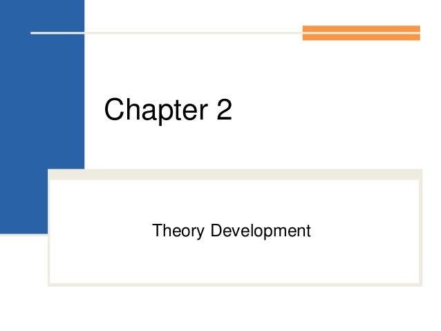 Chapter 2Theory Development