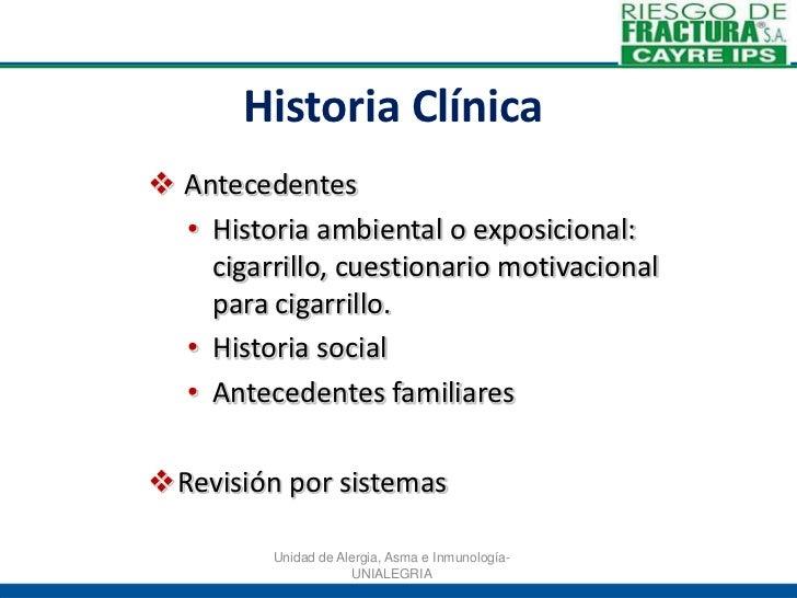 5. alergología centrada en el paciente cayre 2011