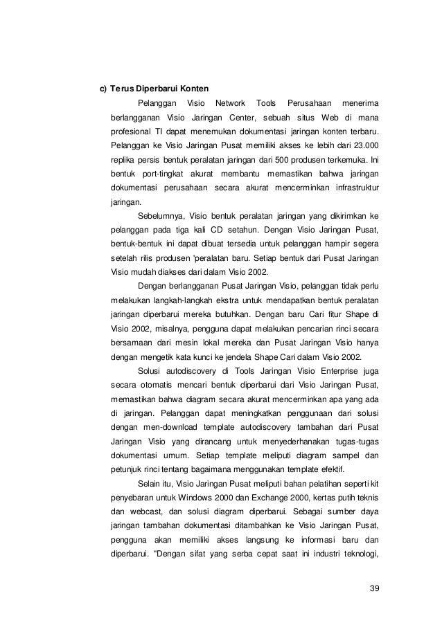 Laporan ms visio 36 ccuart Image collections