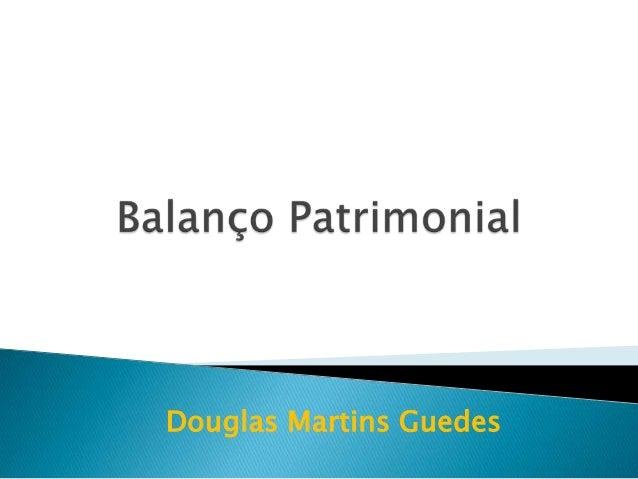 Douglas Martins Guedes
