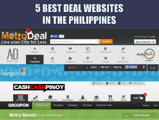 Best Deal Websites >> 5 Best Deal Websites In The Philippines