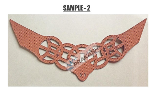 5 Best Samples of Laser Cut Leather Designs with Prakash