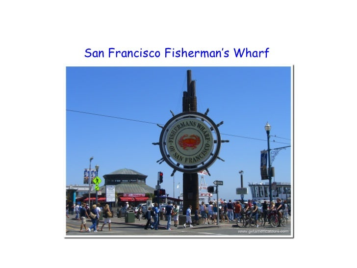 san francisco escorted tours