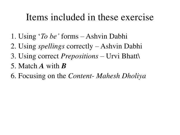Reading, Information and Grammar Slide 2