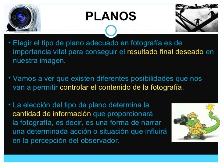 El Lenguaje Fotografico Slide 3