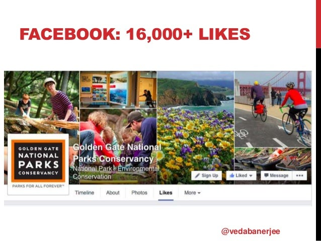 FACEBOOK: 16,000+ LIKES @vedabanerjee