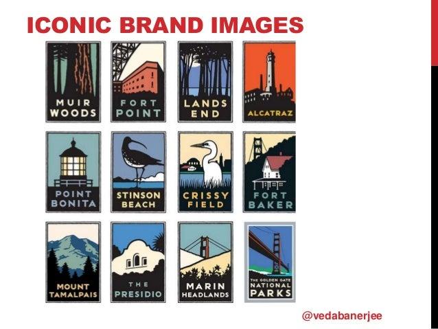 ICONIC BRAND IMAGES @vedabanerjee