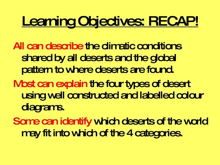 desert landforms essay Desert landforms such as plateaus, buttes, and mesas are the product of weathering and erosion but are a function of rock structure rocks of different hardnesses and strengths weather at.