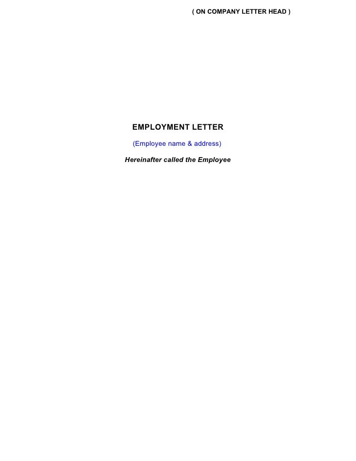 5.employment contract -_appointment_letter