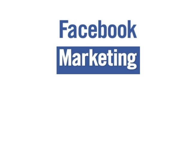 Introduction au facebook marketing • Facebook : centre de gravité des réseaux sociaux. • Même si les entreprises Française...