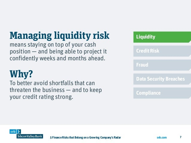 5 finance risks that belong on a growing companys radar breaches compliance 7 svb colourmoves