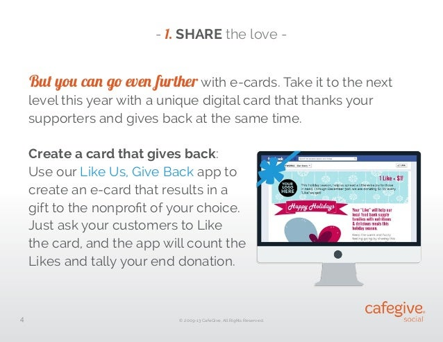 5 Fresh Ideas for End-Of-Year Giving