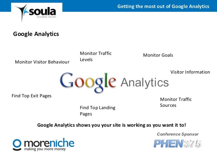 5. get the most from google analytics Slide 3