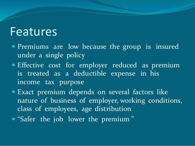 Are Life Insurance Premiums Tax Deductible 2017 2018