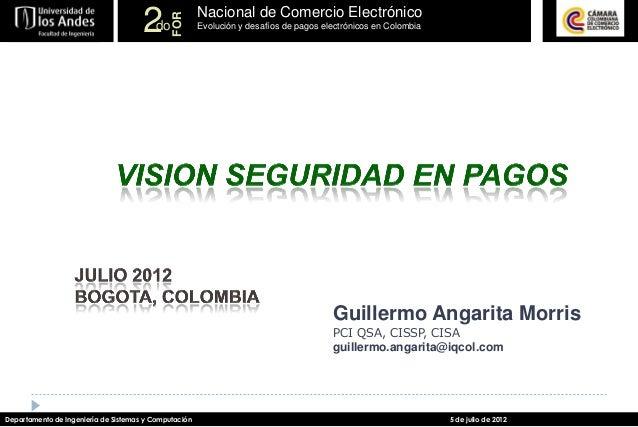 2                Nacional de Comercio Electrónico                                              FOR                        ...