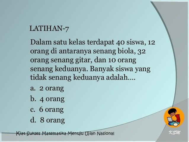 Contoh Himpunan Diagram Venn - Contoh Wa