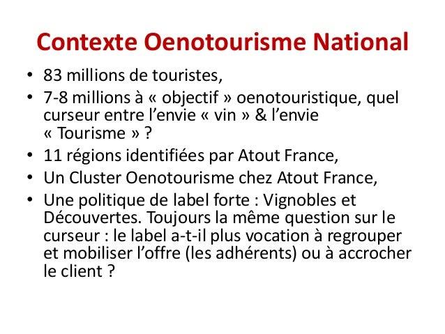 Table ronde : mise en tourisme du terroir : l'alliance des savoir-faire Slide 2