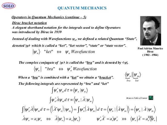 eigenvalue and eigenfunction in quantum mechanics pdf