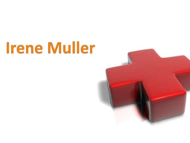 Irene Muller<br />