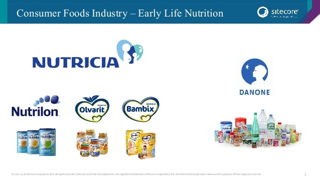 Danone Nutricia Case - The Data-Driven Mother's Journey by Christopher Nash, Sitecore Slide 3