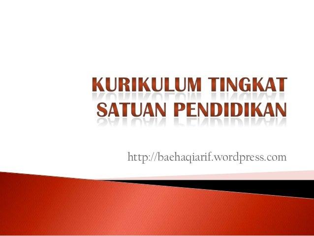 http://baehaqiarif.wordpress.com