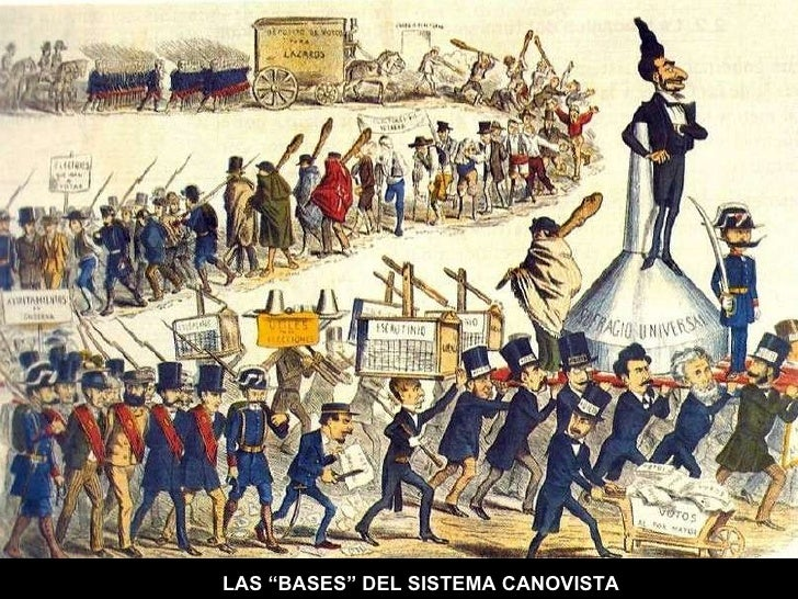 "LAS ""BASES"" DEL SISTEMA CANOVISTA"