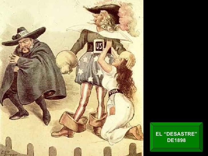 """EL """"DESASTRE"""" DE1898"""