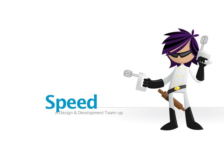 SpeedA Design & Development Team-up