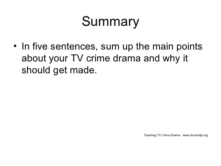 crime drama storyline essay Crime drama essay examples 3 total results a review of american history x, an american crime drama movie by tony kaye 443 words 1 page an opinion on murder cases in crime drama 646 words 1 page ambitions and the rise and fall concept as displayed in goodfellas 2,178 words 5 pages company.