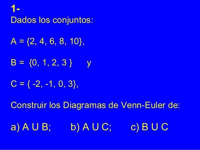 5 matematicas 1 ejercicios teoria de conjuntos ejercicios de teoria de conjuntos 2 ccuart Choice Image